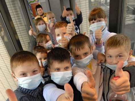 Киевские школы могут на две недели закрыть из-за гриппа