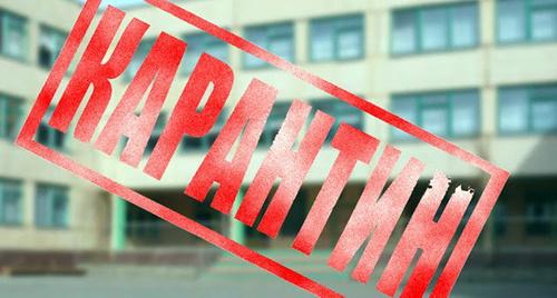 СЭС предлагает продлить карантин в столичных школах