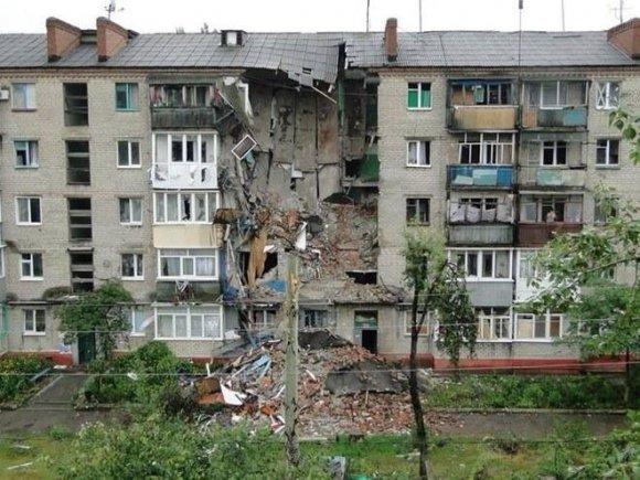 У Киева нет денег, чтобы ремонтировать жилые дома