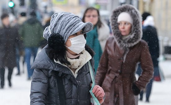 Почему в Киеве болеют гриппом и ОРВИ