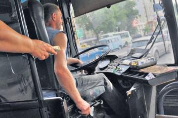 В КГГА хотят, чтобы маршрутки перестали гоняться за пассажирами