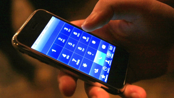 Киевляне хотят вызывать полицию через мобильное приложение