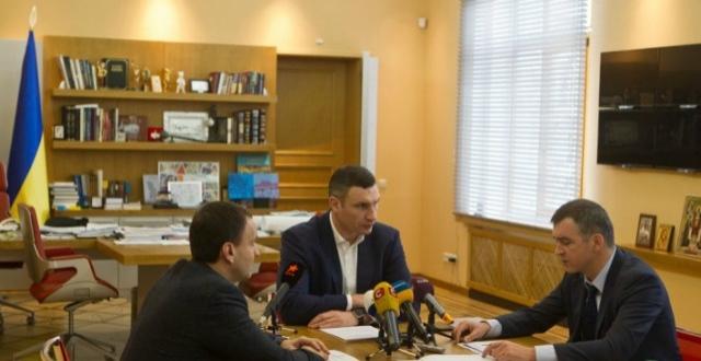 Кличко против повышения коммунальных тарифов от Яценюка
