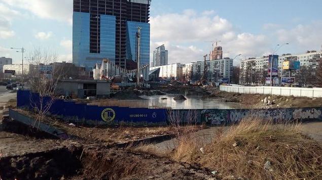 Возле Центрального ЗАГСа в Киеве появится новая жилая высотка
