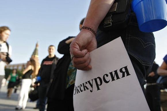 """В конце марта в Киеве появятся """"интерактивные экскурсоводы"""""""
