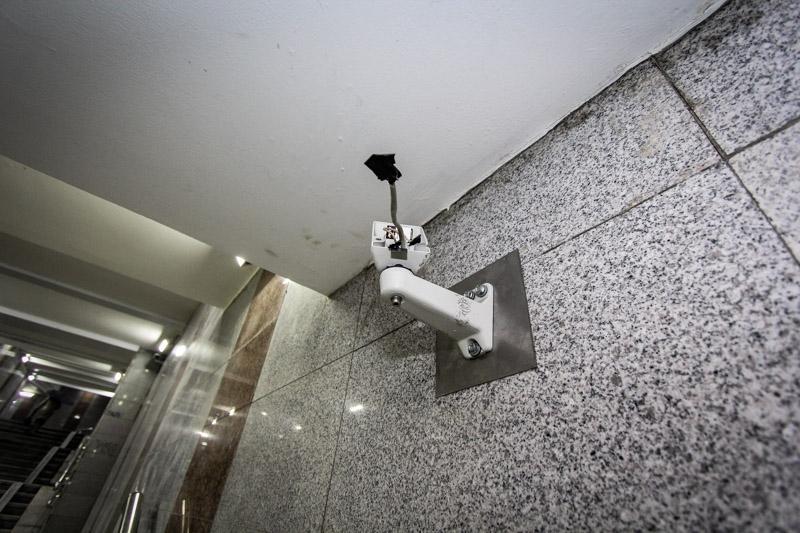 В подземных переходах могут установить камеры для контроля торговли