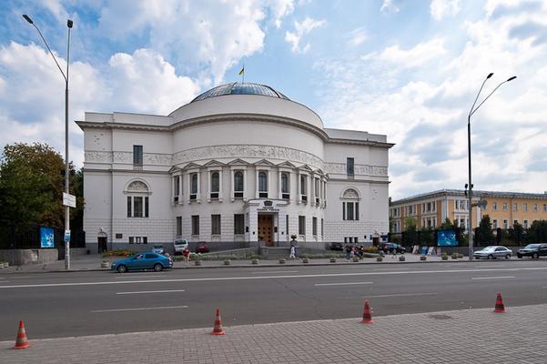 Киевский Дом учителя собираются отреставрировать