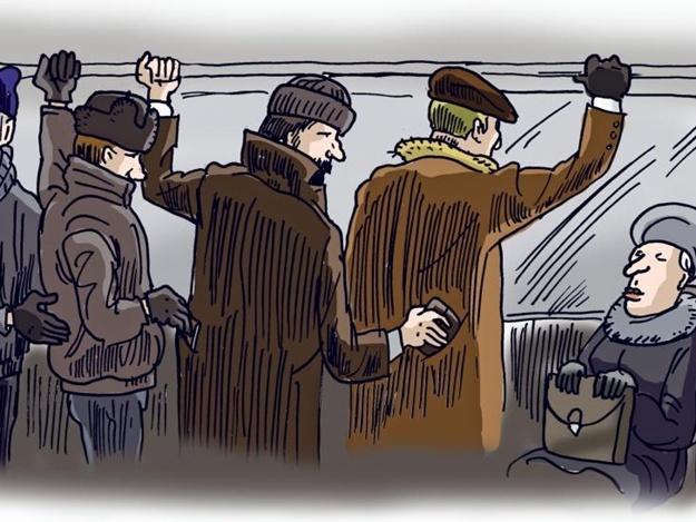 В полиции рассказали, как работают карманники в киевском метро