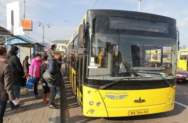 В столице появился ночной автобусный маршрут