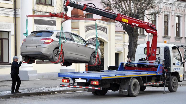 Забрать авто со штрафплощадки в Киеве можно в любой день
