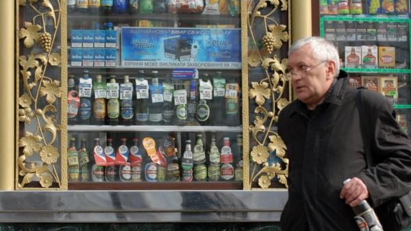 Кличко запретил алкоголь в МАФах