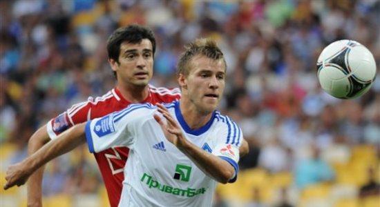 Киевляне обыгрывают Луцк и отрываются от Донецка на 5 очков