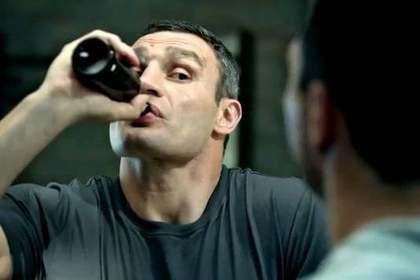 Кличко хочет, чтобы киевляне перестали употреблять алкоголь