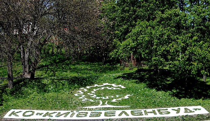 На Певчем поле в Киеве открывается выставка тюльпанов