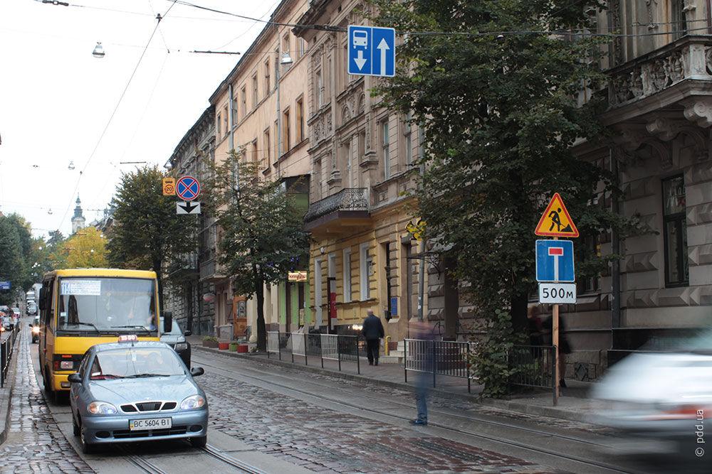 Киевские водители просят убрать выделенные полосы для автобусов