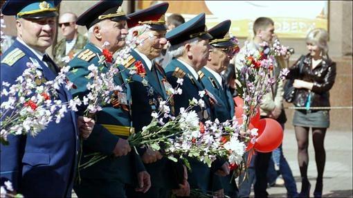 На 9 мая проезд в маршрутках Киева для ветеранов может быть бесплатным