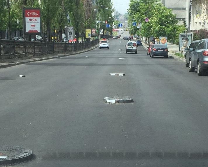На бульваре Шевченко полностью ограничат движение транспорта