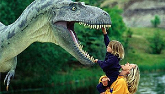 В Киеве появится парк с динозаврами
