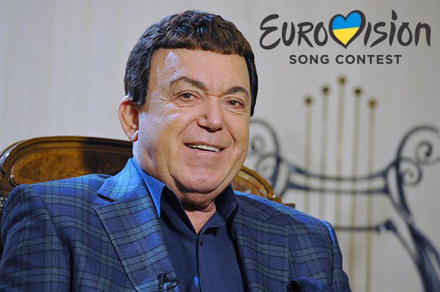 Абсурд: Кобзон может приехать в Киев для участия в Евровидение-2017