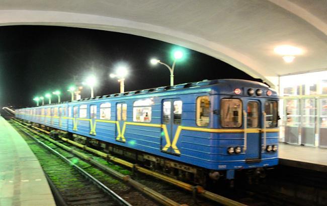 Киевское метро из-за долга может замедлить ход