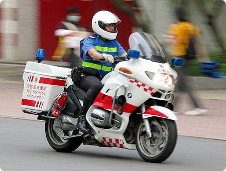 В Центрах экстренной медпомощи в Киеве будет по два мотоцикла