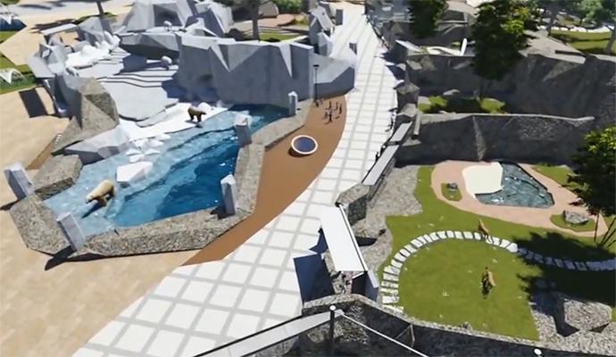 Киевские власти рассказали, как измениться зоопарк