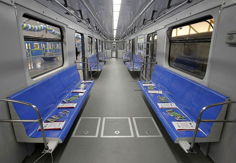 В метро Киева создадут комфортные условия для чтения