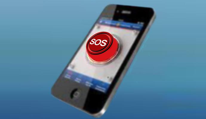 Тревога-тревога: киевляне смогут вызвать полицию через кнопку в мобилке