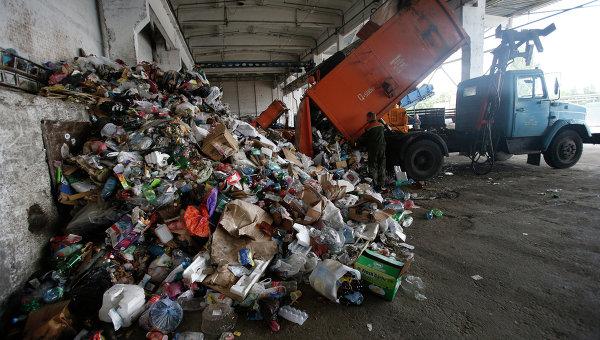 Киев прекратит принимать мусор из Львова
