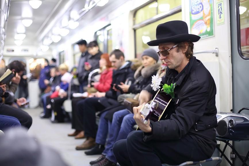 """В метро могут появиться """"Бременские музыканты"""""""