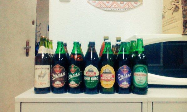 Киевлянам запретят пить пиво на улицах, в парках и скверах