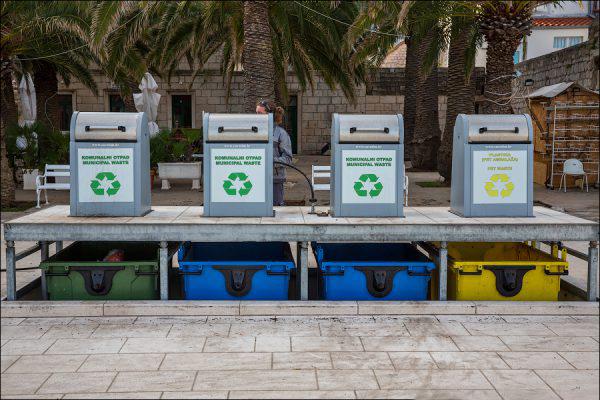 В Киеве появятся подземные хранилища для мусора