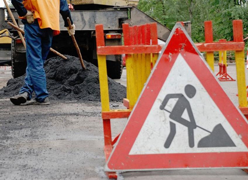 На Одесской площади начинается ремонт путепровода