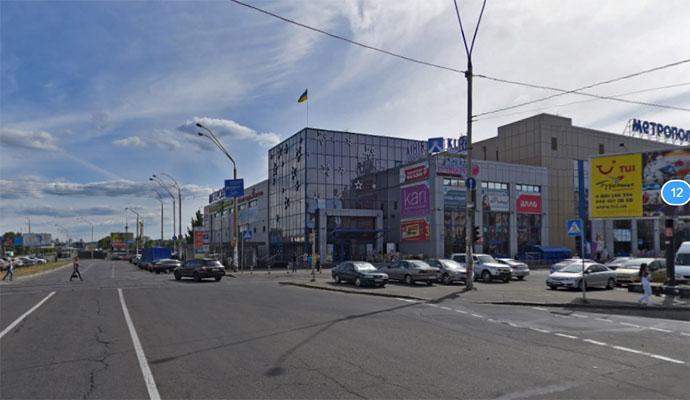 """Возле метро """"Оболонь"""" построят очередной офисный центр"""