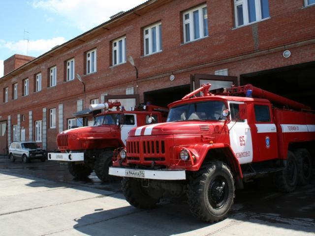 На Троещине построят новое пожарное депо