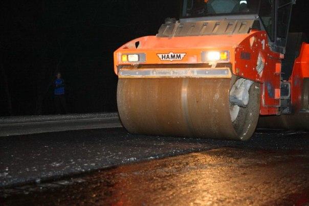 Эксперты рекомендуют ремонтировать дороги в Киеве по ночам
