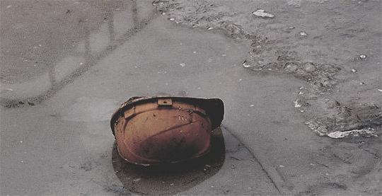 На стройке в Киеве погиб рабочий
