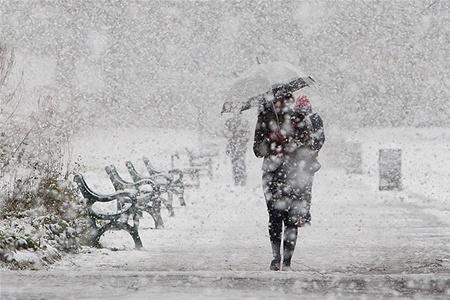 Сильный снегопад в Киеве переносят уже на 14 ноября