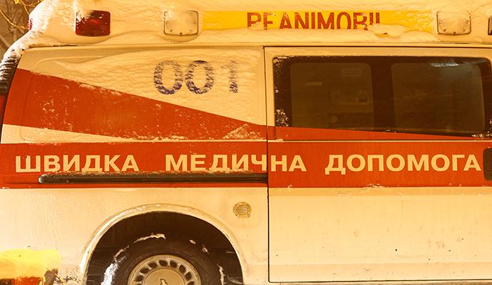 В травмпункты Киева обратился 361 человек