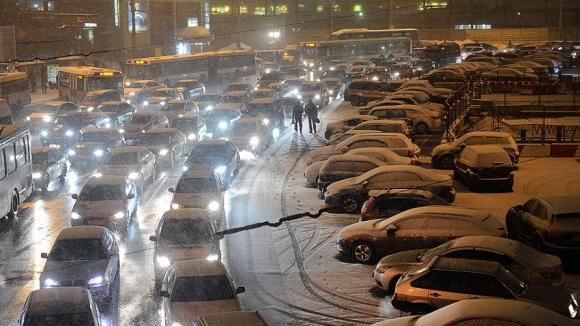 У мэра Киева довольны, как справились со снежной стихией