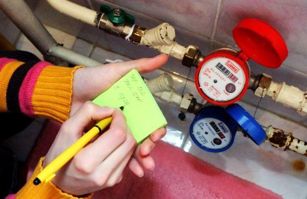 Столичных потребителей воды переводят на общие расчеты