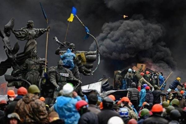 Революция Достоинства: центр Киева перекроют