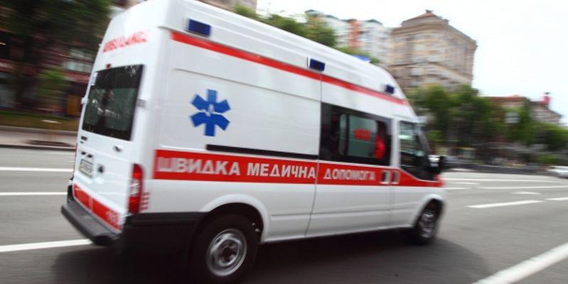 В Киеве троллейбус насмерть задавил пешехода
