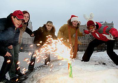 В КГГА против салютов и петард на Новый год