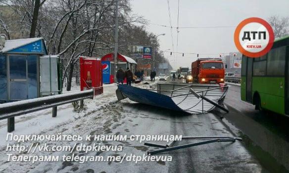 В ДТП на Глушкова погиб 70-летний мужчина