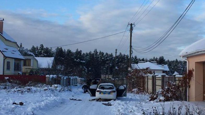 На Киевщине во время спецоперации полицейские расстреляли друг друга