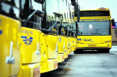 Проезд в коммунальных маршрутках Киева не подорожает