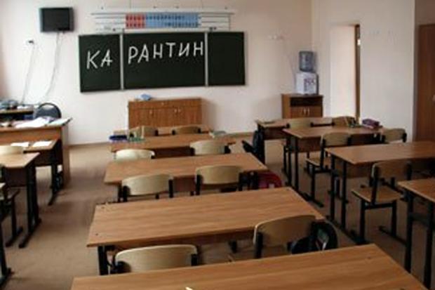 Карантин по гриппу в школах Киева будут вводить выборочно