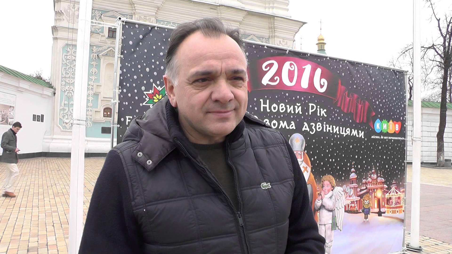 Новогодняя елка в Киеве каждый год будет ставить рекорды в высоту