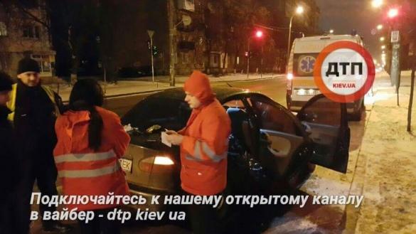 Ночью в машине такси умер пассажир